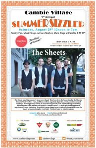 The Sheets poster in jpeg
